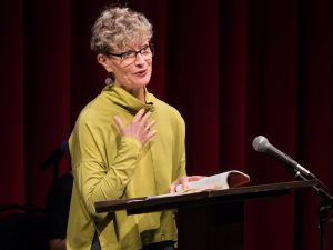 Ashton Applewhite, author of This Chair Rocks: A Mainfesto Against Ageism