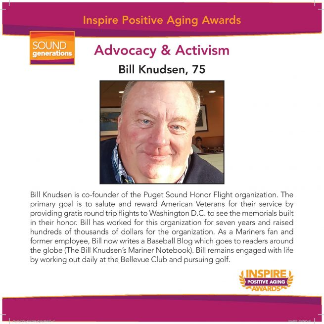 Advocacy and Activism Nominee