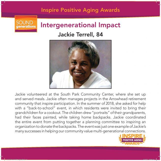 intergenerational impact nominee