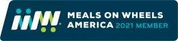 Meals on Wheels badge member 2021