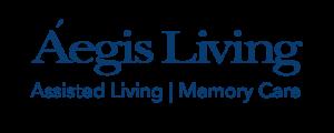 aegis living logo