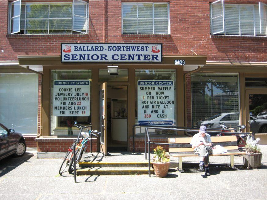 Ballard NW Senior Center (exterior)