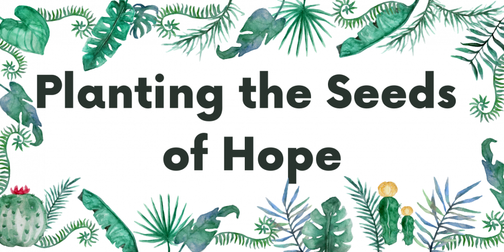 Planting the Seeds of Hope