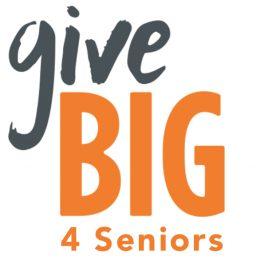 GiveBIG 4 Seniors logo