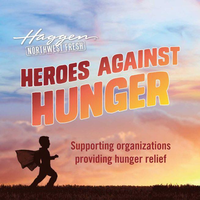 Haggen Heroes Against Hunger