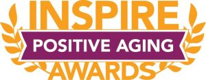 Inspire Positive Aging Awards Logo