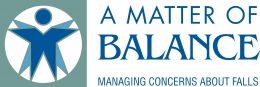 A Matter of Balance, logo