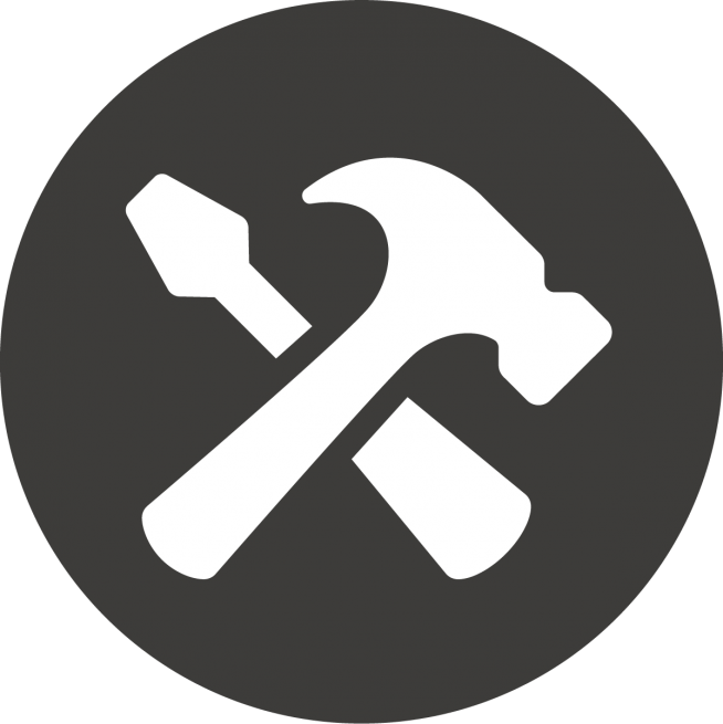 minor home repair icon
