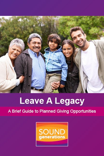 planned giving booklet cover