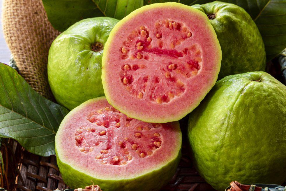 Image of guavas