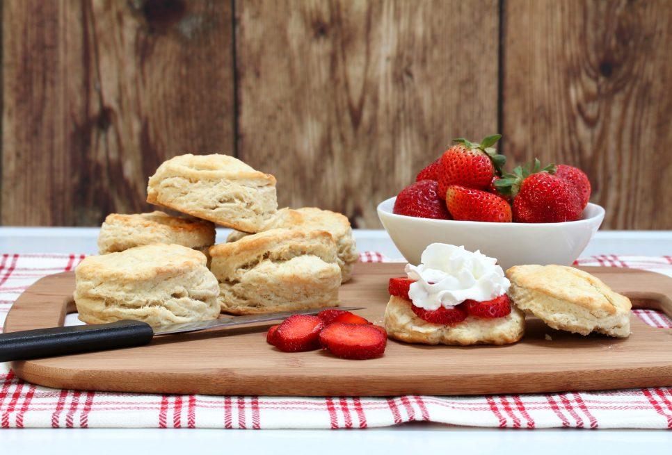 image of strawberry shortcake