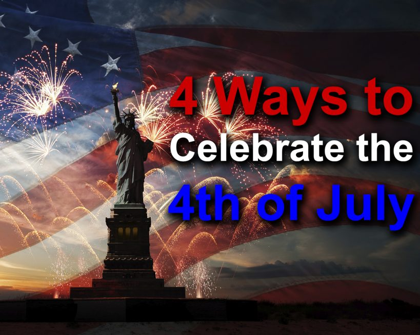 4 Ways to celebrate the fourth of july image