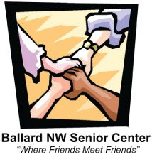 Ballard NW Senior Center logo